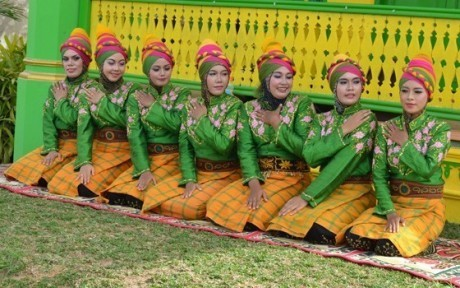 Tari Aceh! Music and Dance from Northern Sumatra